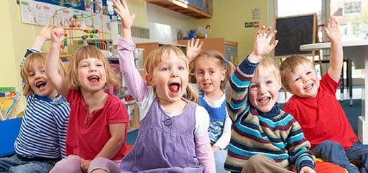 Химчистка мебели в детском саду