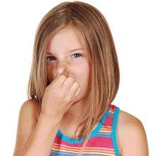 Устранение запахов с мягкой мебели